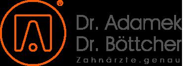 Dr. Christian Adamek und Dr. Heike Böttcher Logo